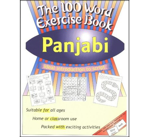 100WordsPanjabi
