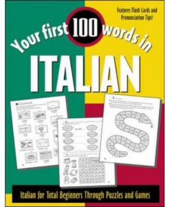 First100WordsItalian