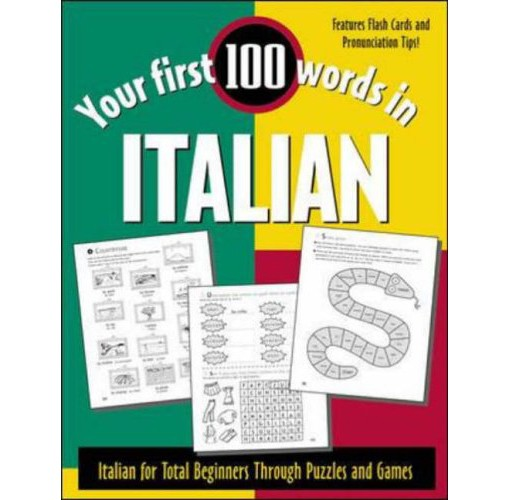 First100WordsItalian