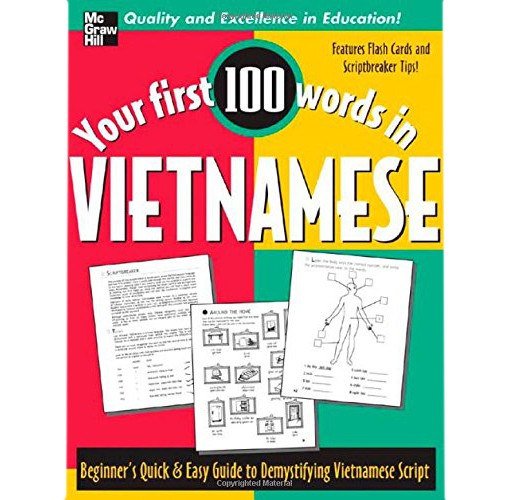 First100WordsVietnamese